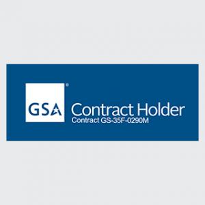 GSA Contract Holder GS-35F-0290M